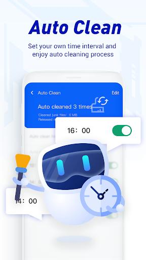 iClean - Booster, Super Virus Cleaner, Master - عکس برنامه موبایلی اندروید