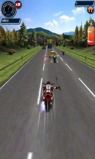 Death Moto - Gameplay image of android game