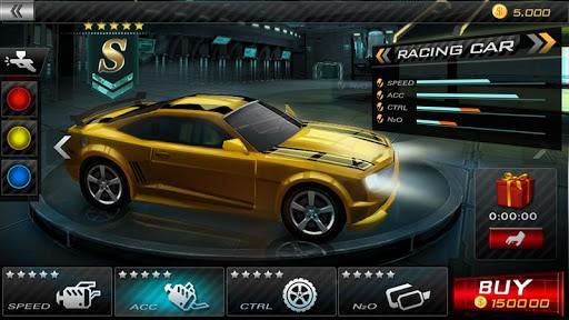 Racing Air - Gameplay image of android game