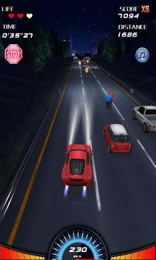 Speed Night - عکس بازی موبایلی اندروید