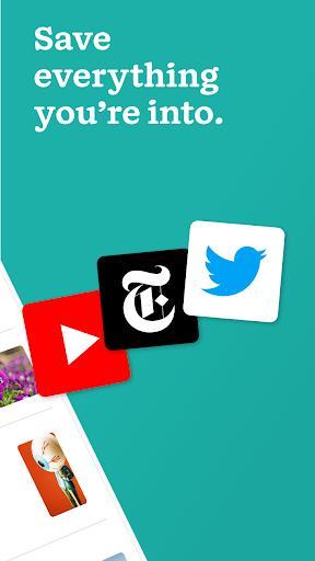 Pocket: Save. Read. Grow. - عکس برنامه موبایلی اندروید