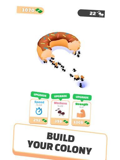 Idle Ants - Simulator Game - عکس بازی موبایلی اندروید