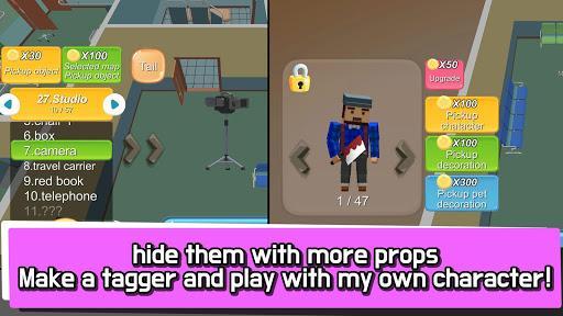 Hide.io - عکس بازی موبایلی اندروید