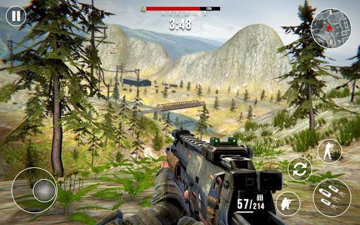 Gun Strike Fire: Free FPS Firing - عکس بازی موبایلی اندروید