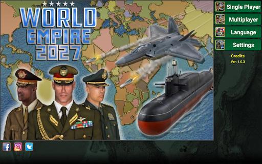 World Empire 2027 - عکس بازی موبایلی اندروید