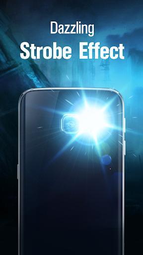 High-Powered Flashlight - Super Bright LED Light - عکس برنامه موبایلی اندروید