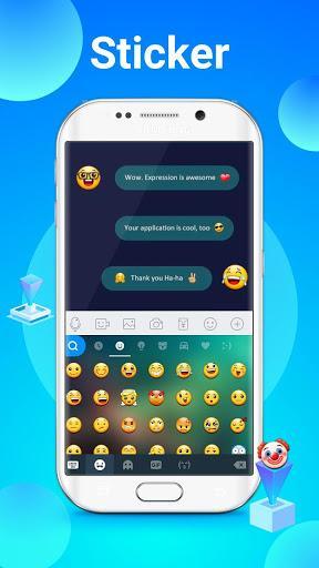 New 2019 Emoji for Chatting Apps (Add Stickers) - عکس برنامه موبایلی اندروید