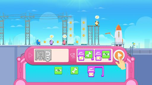 Dinosaur Coding Academy - Coding Games for kids - عکس بازی موبایلی اندروید