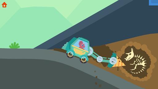 Dinosaur Deformer - Kids Truck Games! - عکس بازی موبایلی اندروید