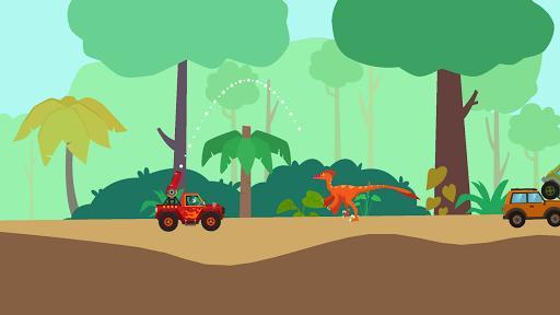 Dinosaur Guard - Jurassic Games for kids - عکس بازی موبایلی اندروید
