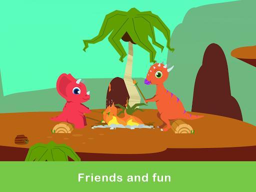 Jurassic Dinosaur - Simulator Games for kids - عکس بازی موبایلی اندروید