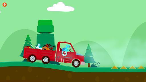 Dinosaur Truck - Simulator Games for kids - عکس بازی موبایلی اندروید