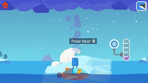 Dinosaur Ocean Explorer: Games for kids & Toddlers - عکس بازی موبایلی اندروید