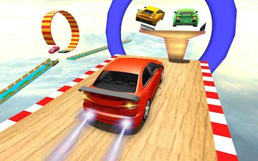 Car Racing Stunt Game - Mega Ramp Car Stunt Games - عکس بازی موبایلی اندروید