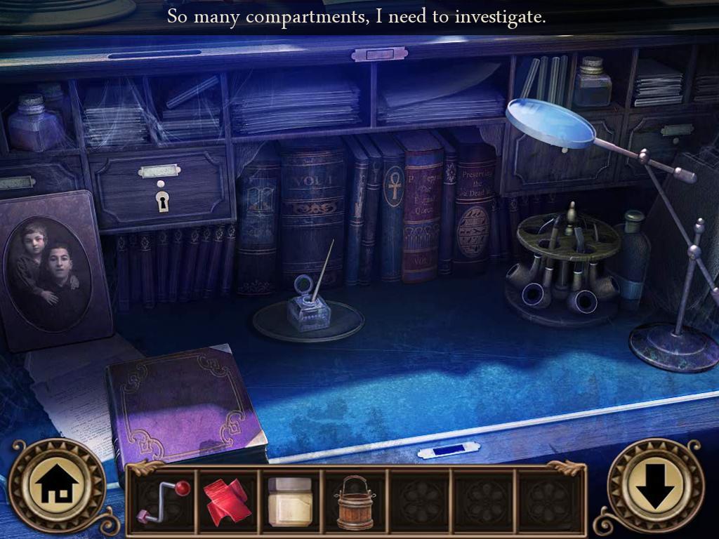 Darkmoor Manor - عکس بازی موبایلی اندروید