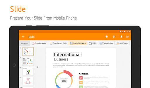 Polaris Office - Free Docs, Sheets, Slides + PDF - عکس برنامه موبایلی اندروید