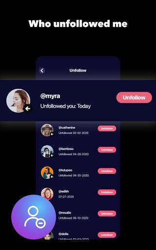 Followers+ Reports for IG: InsMaster ins profile - عکس برنامه موبایلی اندروید