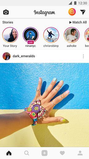 Instagram - عکس برنامه موبایلی اندروید