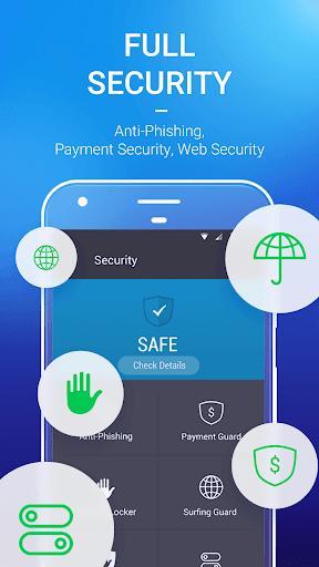 AMC Security - Clean & Boost & Antivirus - Image screenshot of android app