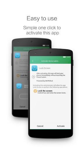 Lock Screen - عکس برنامه موبایلی اندروید