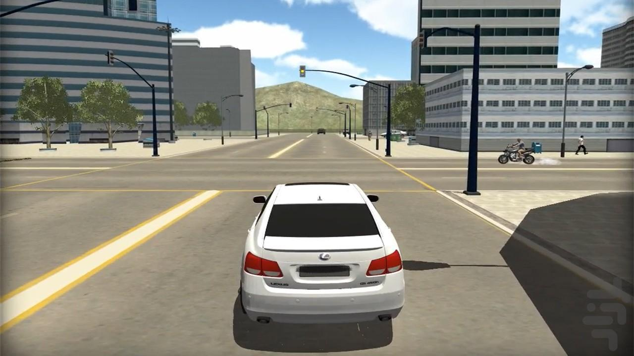دریفت لند - عکس بازی موبایلی اندروید