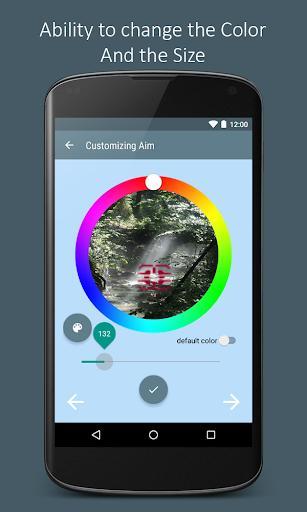 Custom Aim - Crosshair Assistant - عکس برنامه موبایلی اندروید