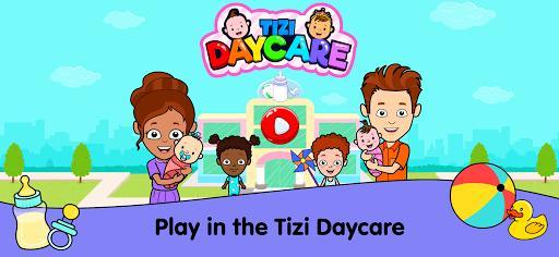My Tizi Town - Newborn Baby Daycare Games for Kids - عکس بازی موبایلی اندروید