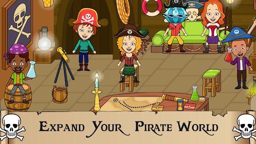 My Pirate Town - Sea Treasure Island Quest Games - عکس بازی موبایلی اندروید