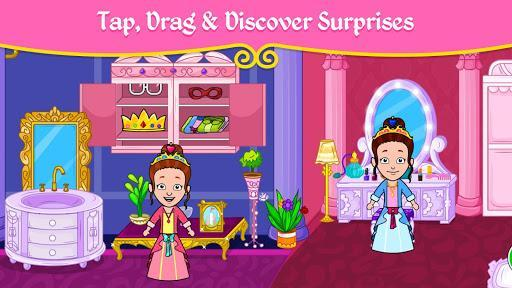 👸 My Princess Town - Doll House Games for Kids 👑 - عکس بازی موبایلی اندروید
