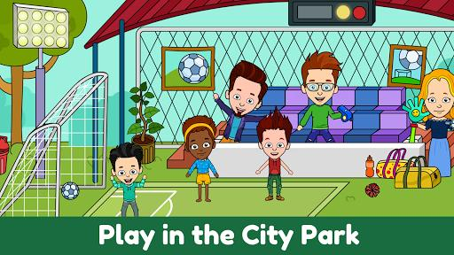 Tizi Town: My Play World, Dollhouse Games for Kids - عکس بازی موبایلی اندروید