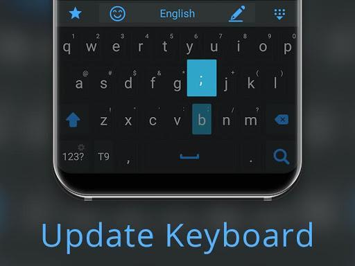 Update Keyboard - عکس برنامه موبایلی اندروید