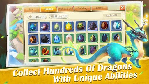 Dragon Tamer - عکس بازی موبایلی اندروید