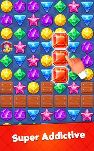 Jewels Match Adventure - عکس بازی موبایلی اندروید