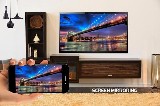 Screen Mirroring with All TV - عکس برنامه موبایلی اندروید