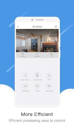 IP Pro(VR Cam, EseeCloud) - عکس برنامه موبایلی اندروید