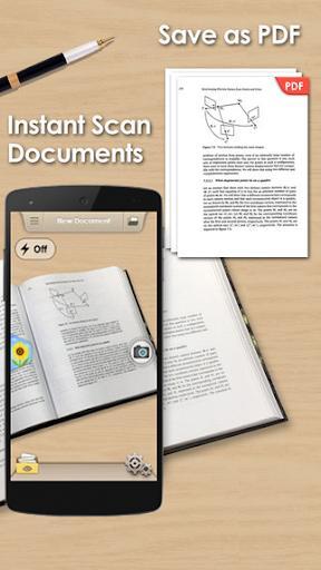 Camera To PDF Scanner - عکس برنامه موبایلی اندروید