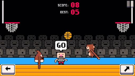 Dunkers - Basketball Madness - عکس بازی موبایلی اندروید