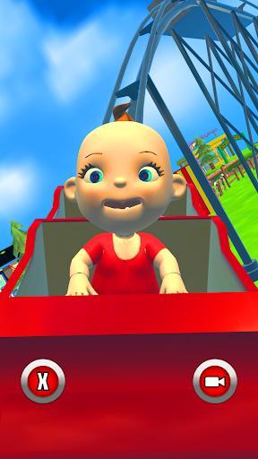 Baby Babsy Amusement Park 3D - عکس برنامه موبایلی اندروید