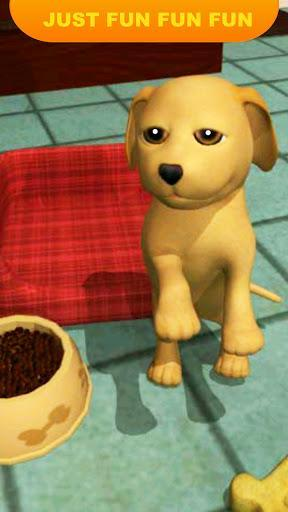 Sweet Talking Puppy: Funny Dog - Virtual Pet - عکس برنامه موبایلی اندروید