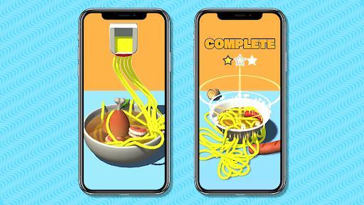 Noodle Master - عکس بازی موبایلی اندروید