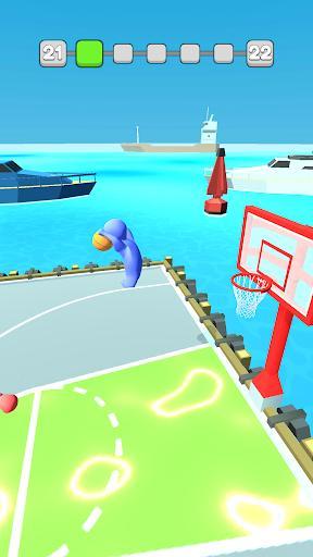 Basket Dunk 3D - عکس بازی موبایلی اندروید