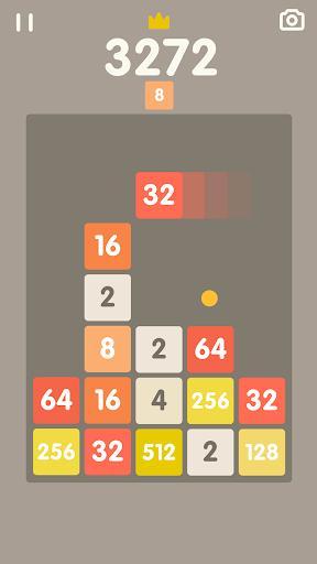 2048 Bricks - عکس بازی موبایلی اندروید