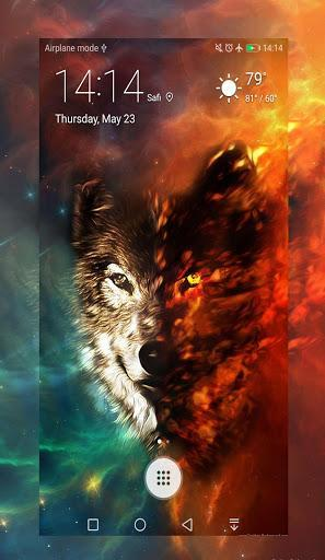 Wolf Wallpapers &  Wolves Background 4K - عکس برنامه موبایلی اندروید