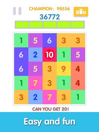 Tapme - Delete 2048 now! - عکس بازی موبایلی اندروید