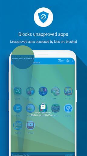 Kids Place Parental Controls - عکس برنامه موبایلی اندروید