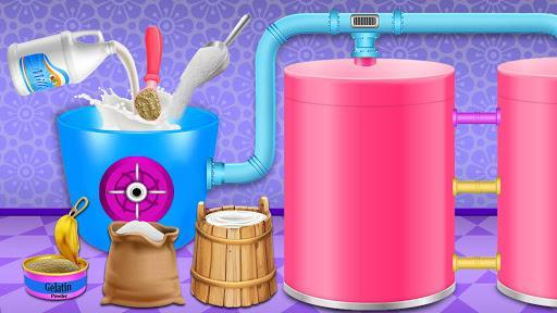 Ice Popsicle Factory: Frozen Ice Cream Maker Game - عکس بازی موبایلی اندروید