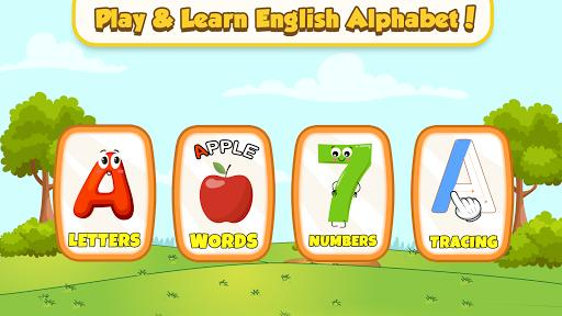 ABC Kids Games - Phonics to Learn alphabet Letters - عکس بازی موبایلی اندروید