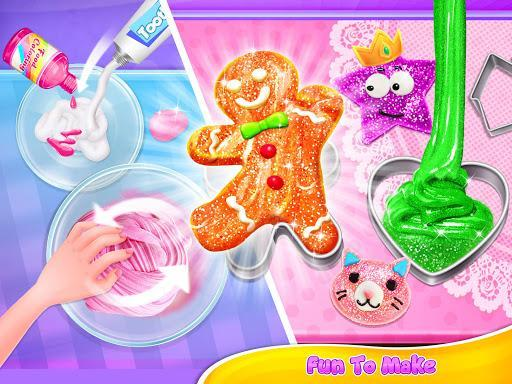 Crazy Fluffy Slime Maker - عکس بازی موبایلی اندروید
