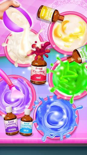 Rainbow Unicorn Cake - Unicorn Food Maker - عکس بازی موبایلی اندروید
