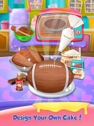 Wild Cake - Crazy Cake Desserts Chef - عکس بازی موبایلی اندروید